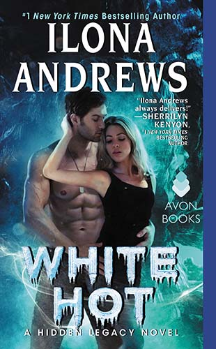 Cover of White Hot