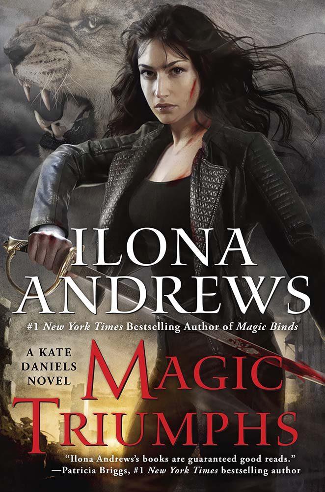 cover of Magic Triumphs